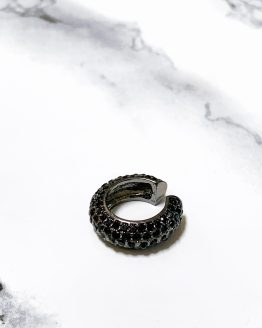 Viridì Earcuff - The Rond Collection - Dark Night